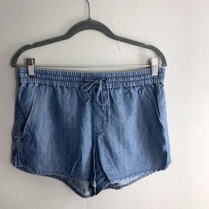 "Gap Blue ""Denim"" Shorts"